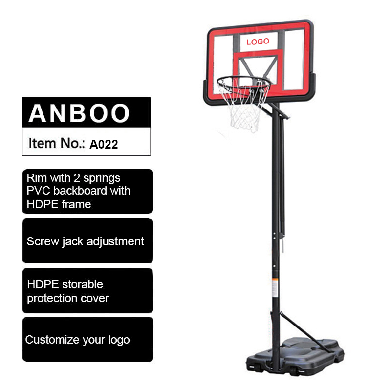 Basketball Stand-A022