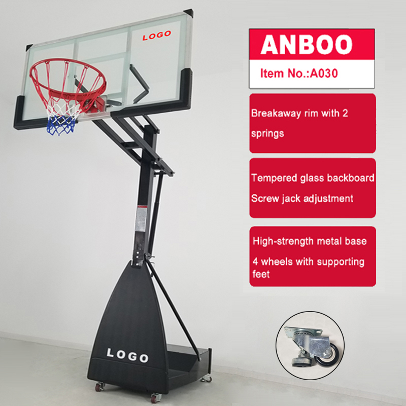 Basketball Stand-A030